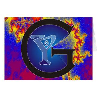 G0Y Fashion Logo Card