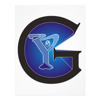 G0Y Fashion Logo Letterhead