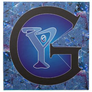 G0Y Fashion Logo Napkin