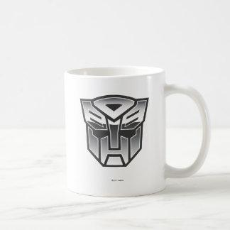 G1 Autobot Shield BW Coffee Mug
