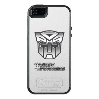 G1 Autobot Shield BW OtterBox iPhone 5/5s/SE Case
