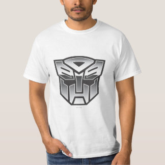 G1 Autobot Shield BW T-Shirt