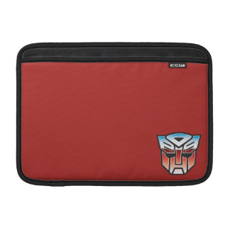 G1 Autobot Shield Color Sleeve For MacBook Air