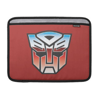 G1 Autobot Shield Color MacBook Sleeve