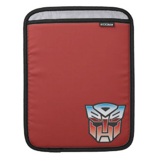 G1 Autobot Shield Color Sleeves For iPads