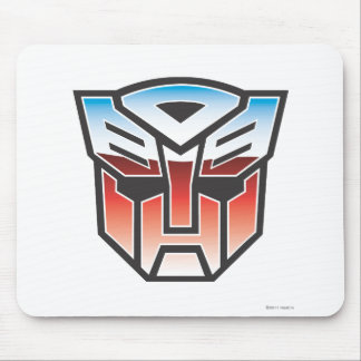G1 Autobot Shield Color Mouse Pad