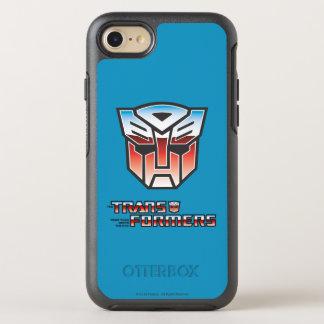 G1 Autobot Shield Color OtterBox Symmetry iPhone 7 Case