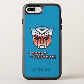G1 Autobot Shield Color OtterBox Symmetry iPhone 8 Plus/7 Plus Case