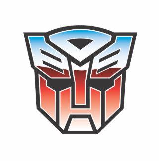 G1 Autobot Shield Color Photo Cutouts