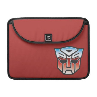 G1 Autobot Shield Color Sleeve For MacBook Pro