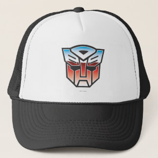 G1 Autobot Shield Color Trucker Hat