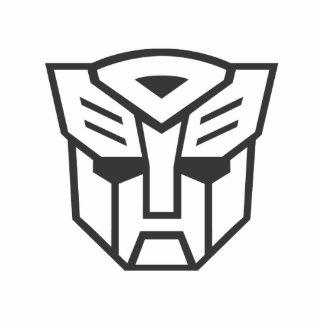 G1 Autobot Shield Line Standing Photo Sculpture