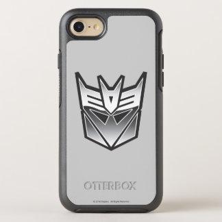 G1 Decepticon Shield BW OtterBox Symmetry iPhone 7 Case