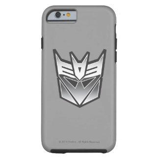 G1 Decepticon Shield BW Tough iPhone 6 Case