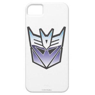 G1 Decepticon Shield Color iPhone 5 Cover