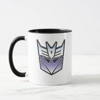 G1 Decepticon Shield Color Mug
