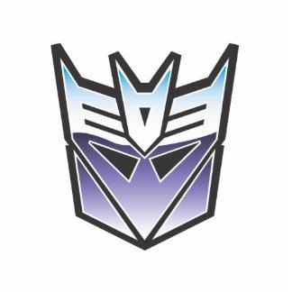 G1 Decepticon Shield Color Cut Out