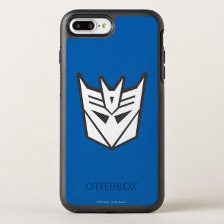 G1 Decepticon Shield Line OtterBox Symmetry iPhone 7 Plus Case