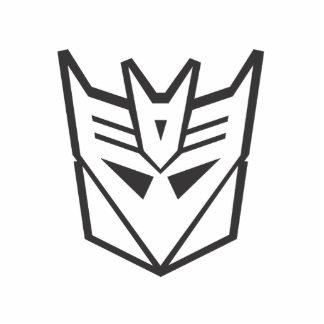 G1 Decepticon Shield Line Cut Outs