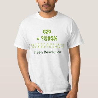 G20 = ?@#$% T-Shirt