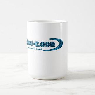 G33k-e.com Logo Mug