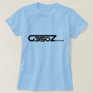G350Zdriver-blk babydoll Shirt