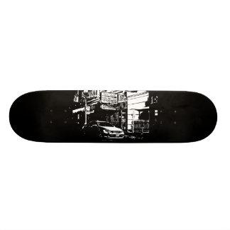 G35 Coupe Business Parking Lot Skateboard Deck