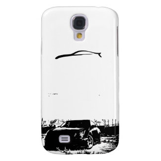 G35 Coupe front stance Galaxy S4 Case