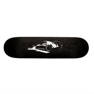 G35 Coupe Rolling shot Skateboard Deck