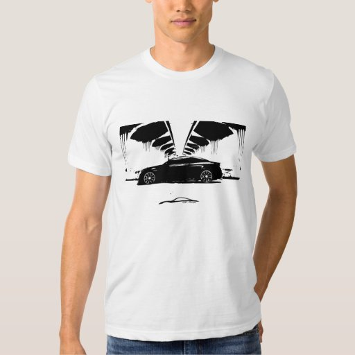 G37 Coupe Side Shot T Shirts