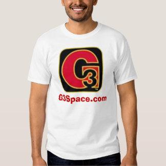 G3Space.com Remera