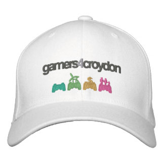 G4C Logo Cap, Light Embroidered Baseball Hat
