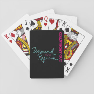 G4E Deck of Cards-Girls Night Out Playing Cards