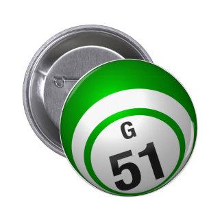 G 51 bingo button