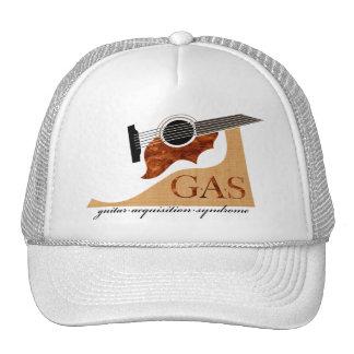 G.A.S. Acoustic Guitar Trucker Hat