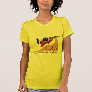 G.A.S. Acoustic Guitar T Shirts