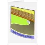 G.A.S. acústico/eléctrico adaptable Guitar Tarjeton