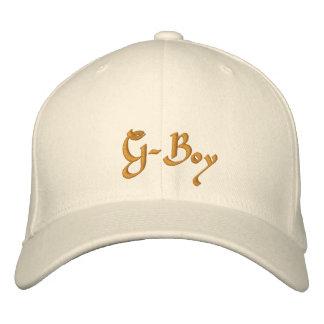 G-Boy Embroidered Baseball Cap