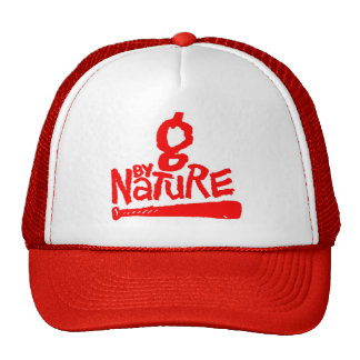 G-By-Nature Snap-Back Trucker Hat
