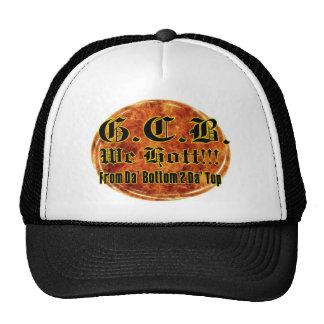 G.C.B. ¡Nosotros Hott!!! Gorra del camionero