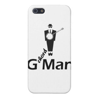 G chord Man Case For iPhone SE/5/5s