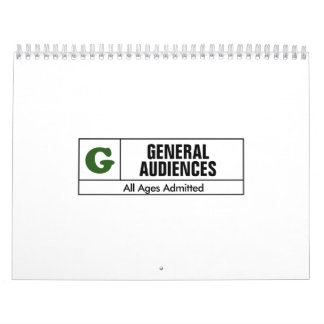 G clasificado calendario