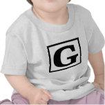 G clasificado camiseta