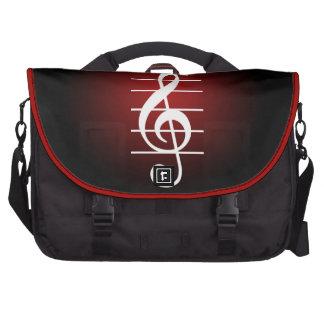 G clef 2 laptop bag