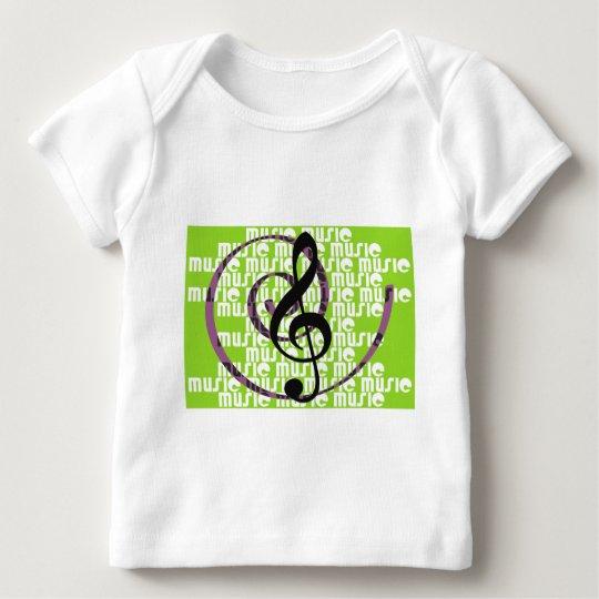 G_clef Baby T-Shirt
