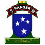 G Co, 75.o regimiento de infantería - guardabosque Esculturas Fotográficas