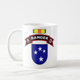 G Co, 75th Infantry - Ranger - Americal, Vietnam Coffee Mug