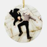 G.D. (1) ornamento lúcido Ornamento De Navidad
