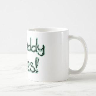 G-Daddy Rules Classic White Coffee Mug