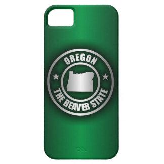(G) del acero de Oregon Funda Para iPhone SE/5/5s